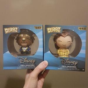 Disney Vinyl Collectible - Belle & Beast